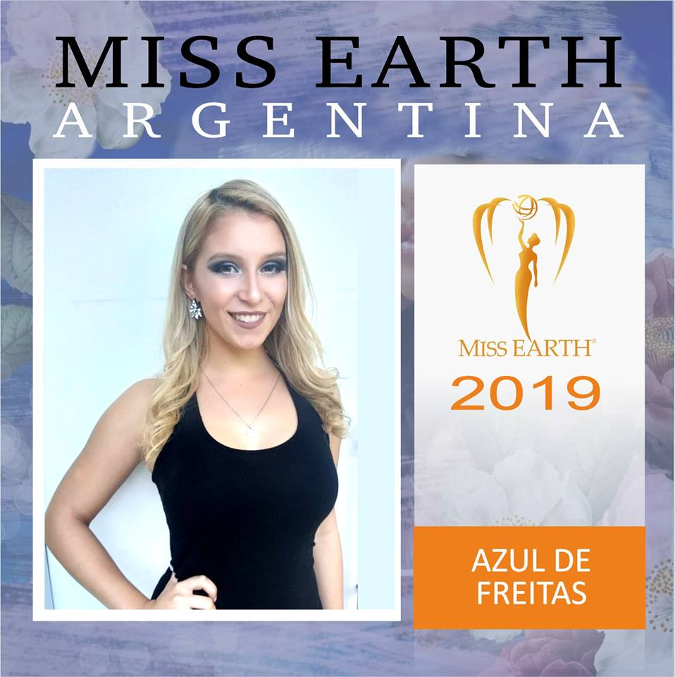 Miss Earth Argentina 2019 | Delegates 59767410
