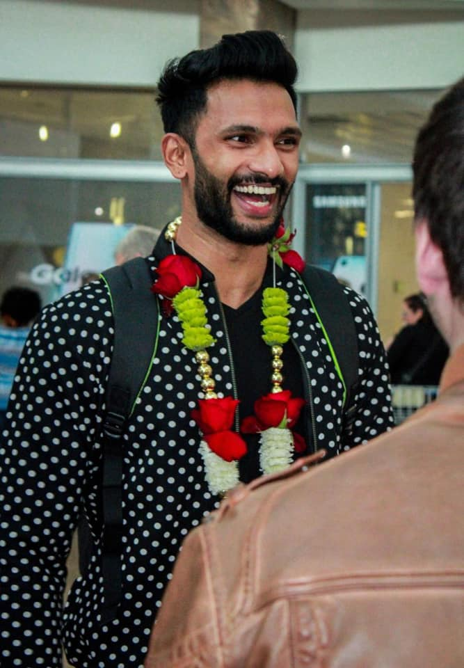 Official Thread of MISTER SUPRANATIONAL 2018: Prathamesh Maulingkarfrom INDIA - Page 2 59979910