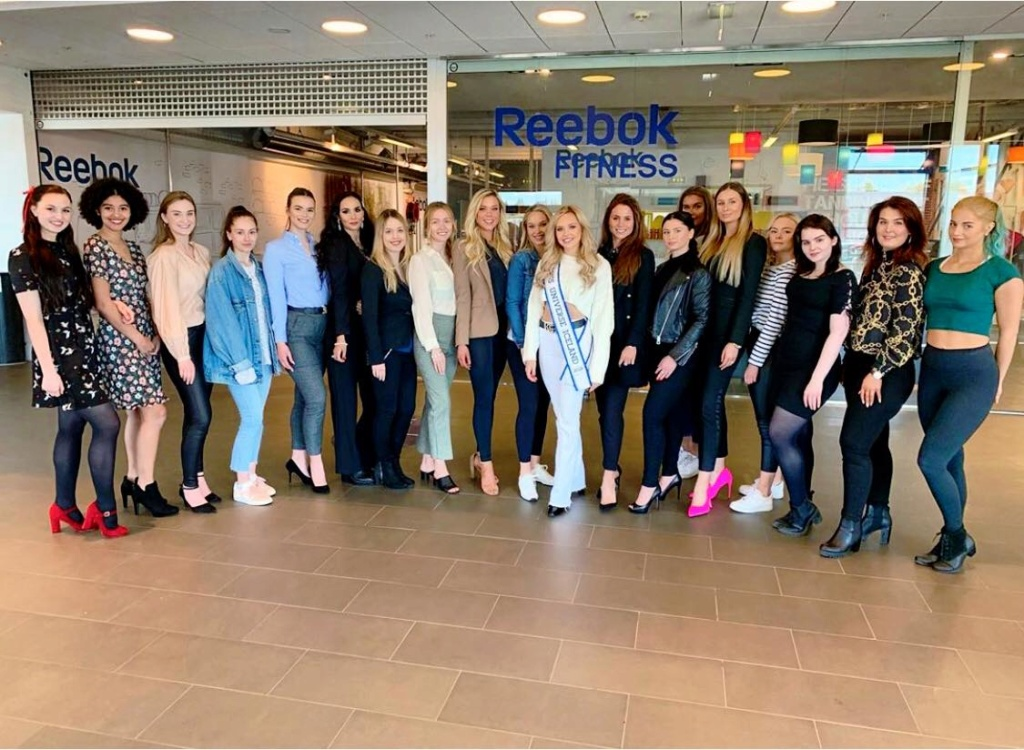 Road to Miss UNIVERSE ICELAND 2019 - Page 2 60041910
