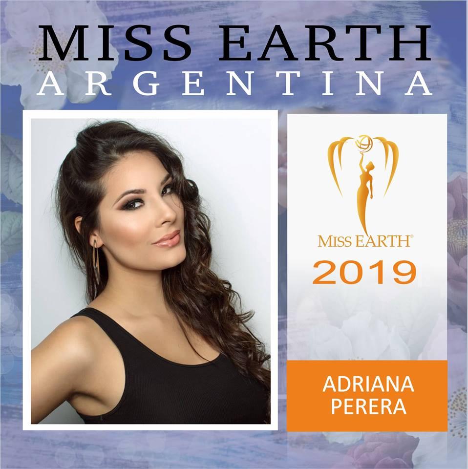 Miss Earth Argentina 2019 | Delegates 60216410