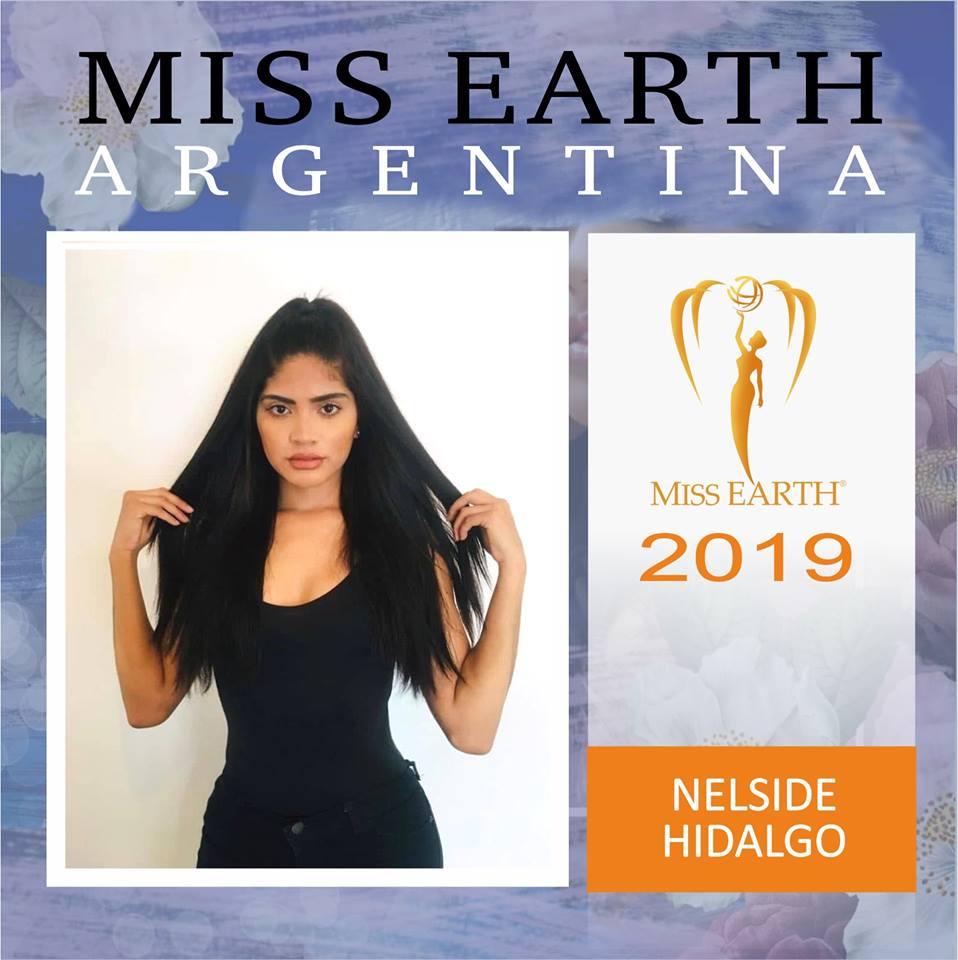 Miss Earth Argentina 2019 | Delegates 60233310