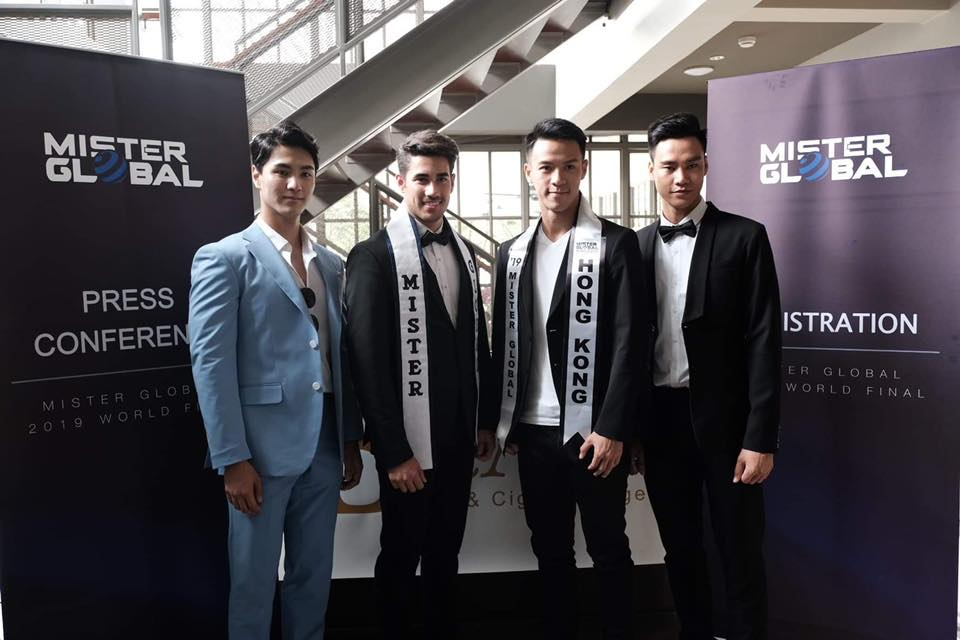 The Official thread of MISTER GLOBAL 2018: DARIO DUQUE OF USA - Page 2 60246810