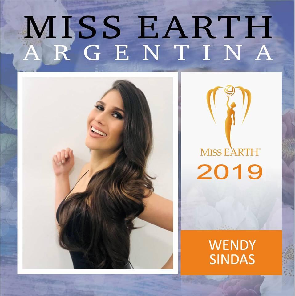 Miss Earth Argentina 2019 | Delegates 60307110