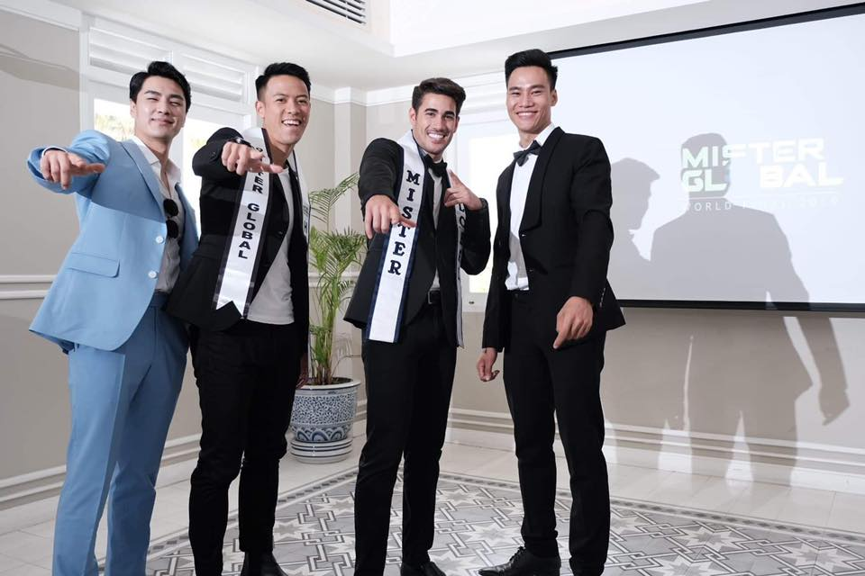 The Official thread of MISTER GLOBAL 2018: DARIO DUQUE OF USA - Page 2 60331310