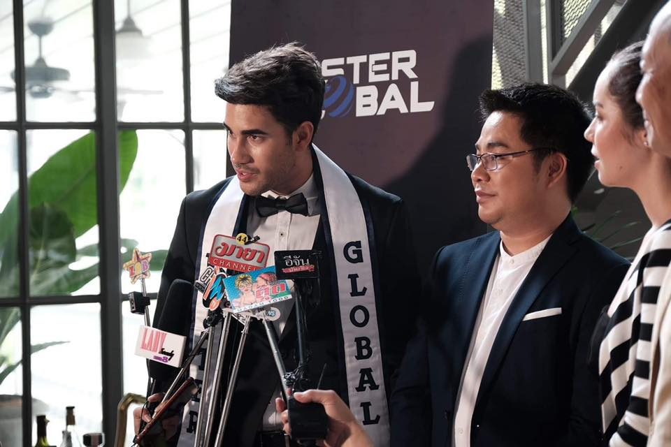 The Official thread of MISTER GLOBAL 2018: DARIO DUQUE OF USA - Page 2 60341210