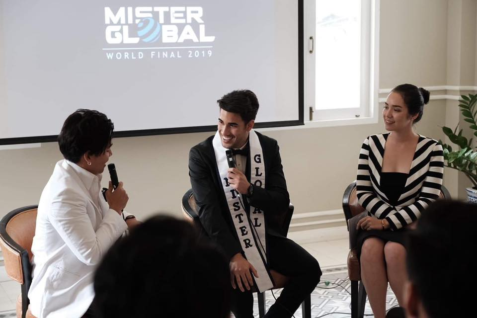 The Official thread of MISTER GLOBAL 2018: DARIO DUQUE OF USA - Page 2 60344510