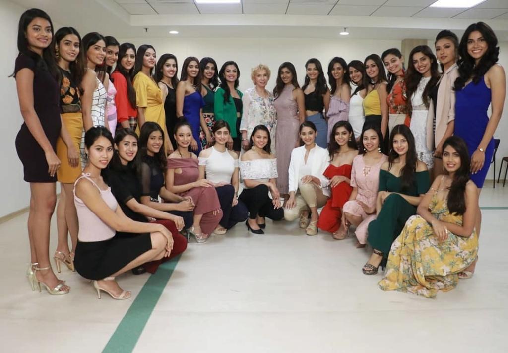 Road to FEMINA MISS INDIA 2019 60345810