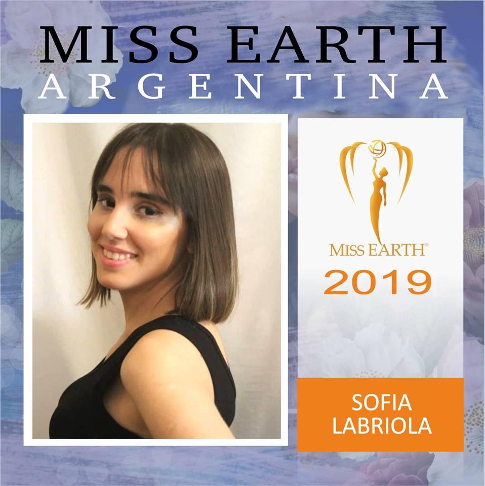 Miss Earth Argentina 2019 | Delegates 60348011