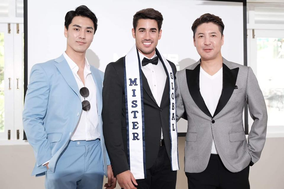 The Official thread of MISTER GLOBAL 2018: DARIO DUQUE OF USA - Page 2 60356210