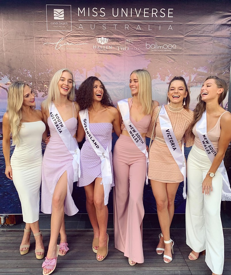 Road to Miss Universe Australia 2019 - Page 2 60357110