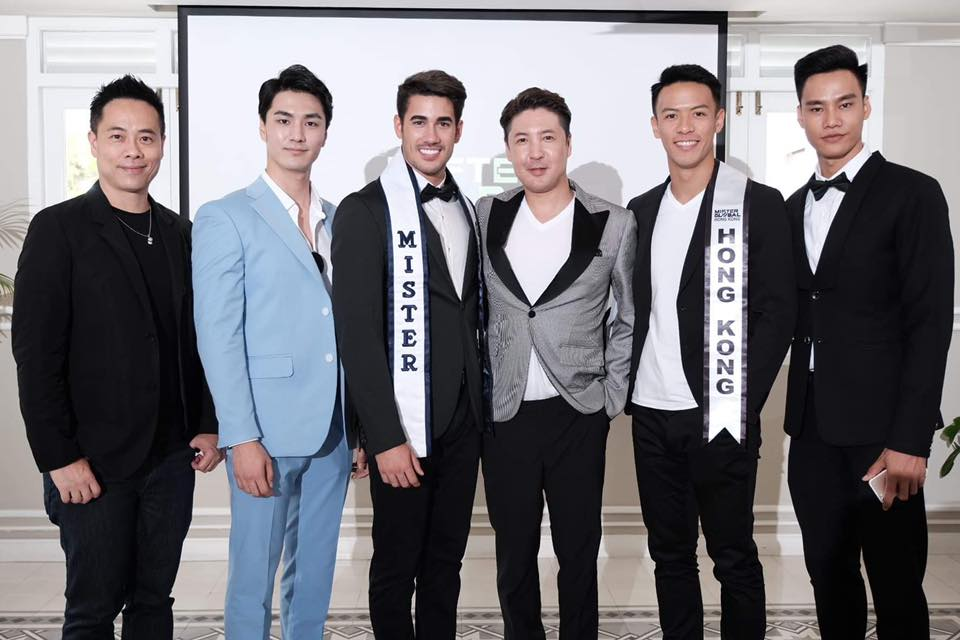 The Official thread of MISTER GLOBAL 2018: DARIO DUQUE OF USA - Page 2 60382510