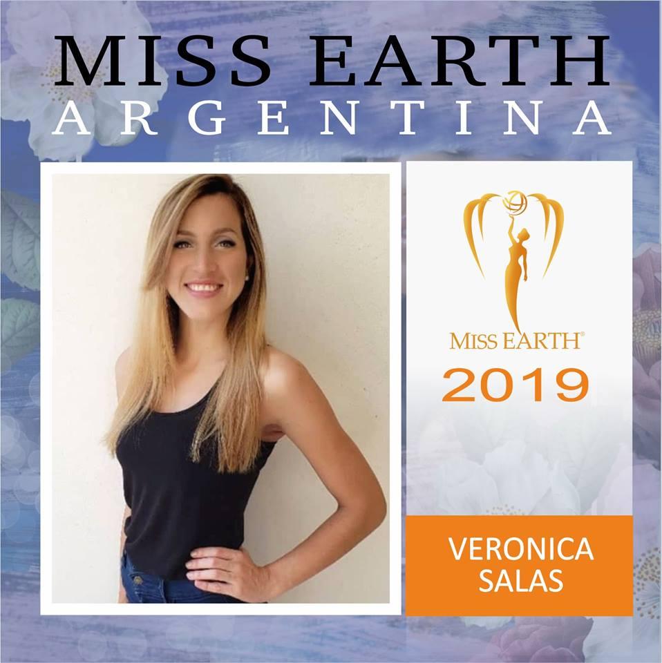 Miss Earth Argentina 2019 | Delegates 60397910