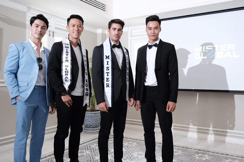 The Official thread of MISTER GLOBAL 2018: DARIO DUQUE OF USA - Page 2 60442310
