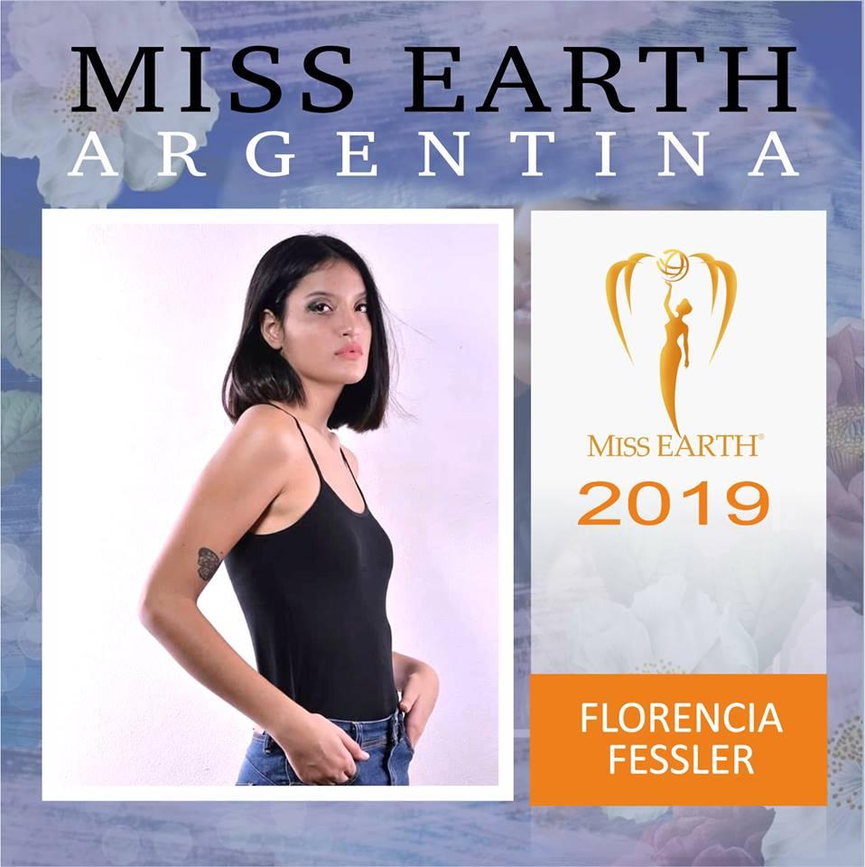Miss Earth Argentina 2019 | Delegates 60442410