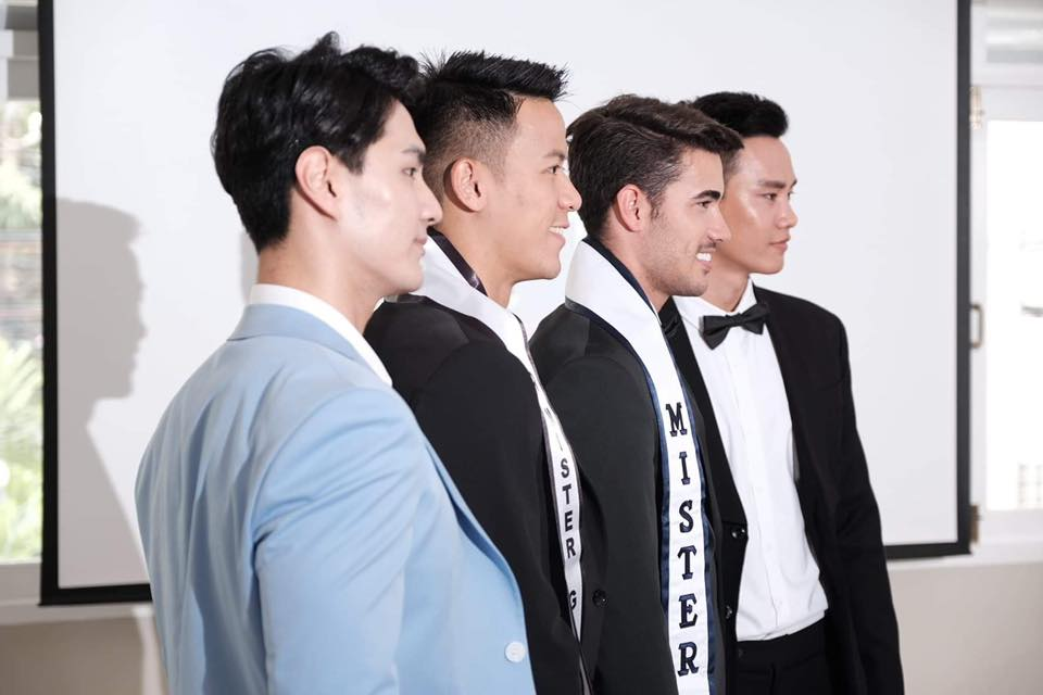 The Official thread of MISTER GLOBAL 2018: DARIO DUQUE OF USA - Page 2 60468310