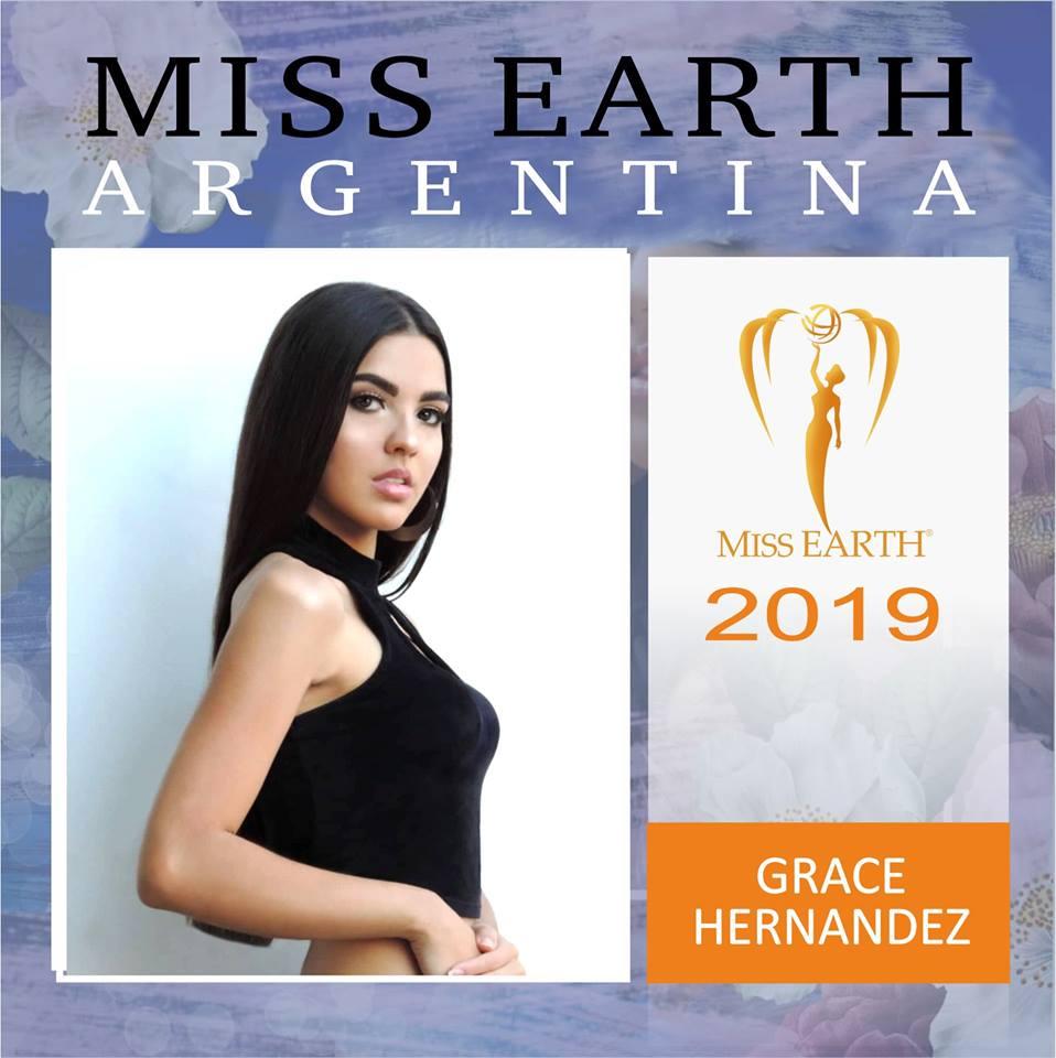 Miss Earth Argentina 2019 | Delegates 60475610