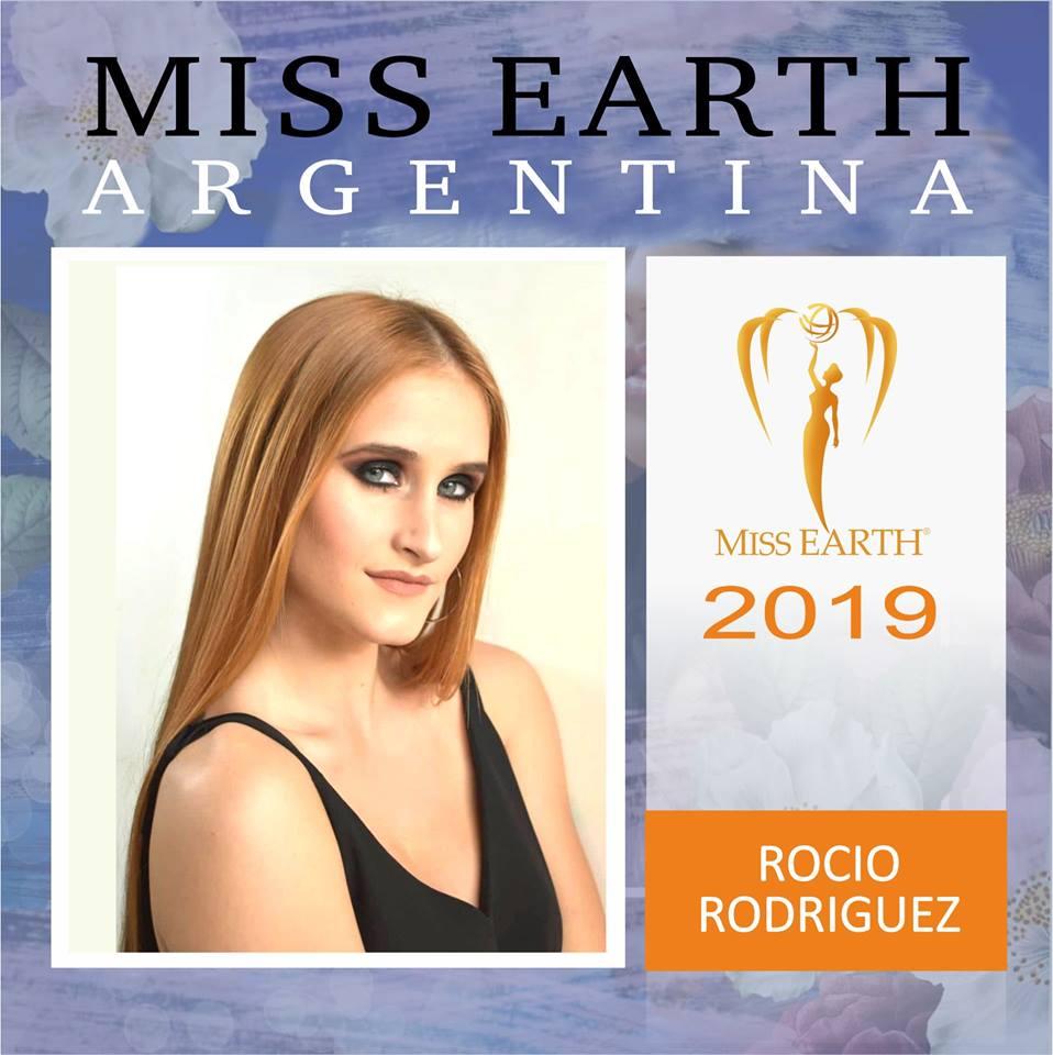 Miss Earth Argentina 2019 | Delegates 60483210