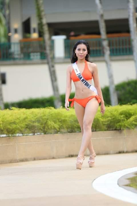Road to Miss Universe MYANMAR 2019 - Page 5 60510910