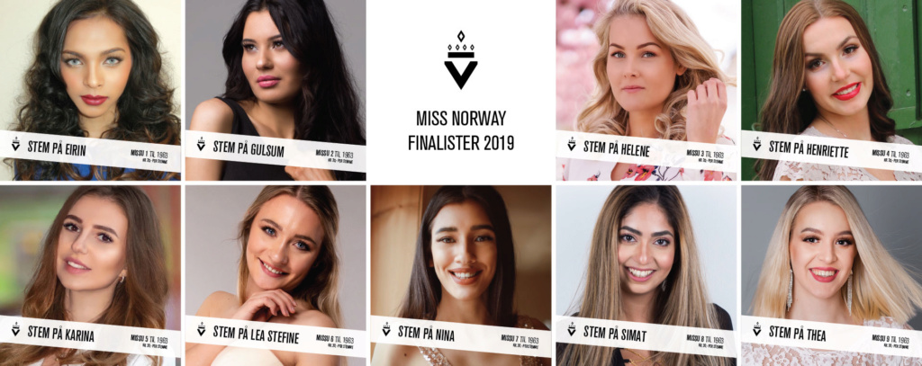 MISS NORWAY 2019 60551610