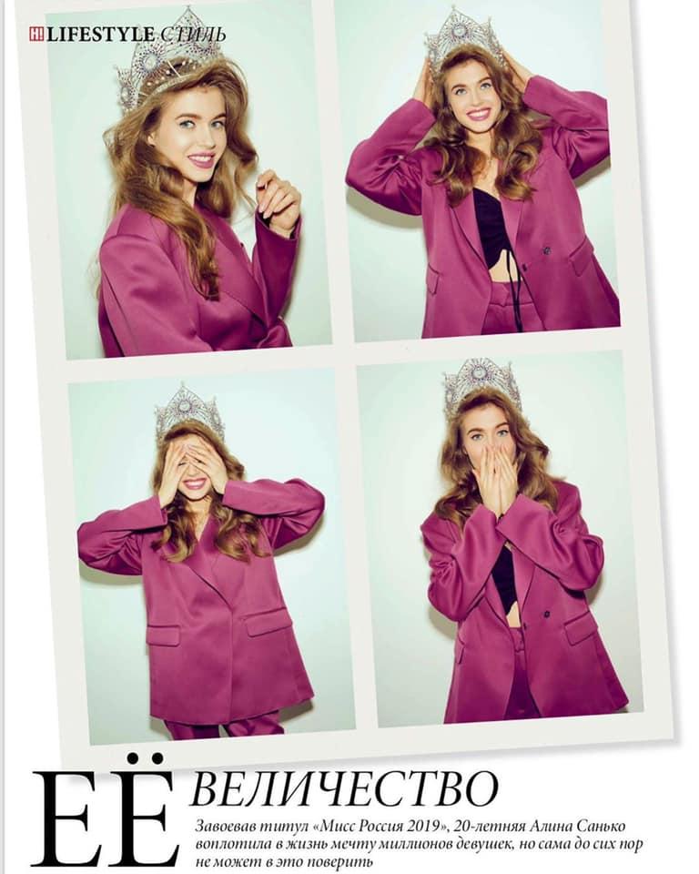 Alina Sanko (RUSSIA 2019) - Page 3 60556610
