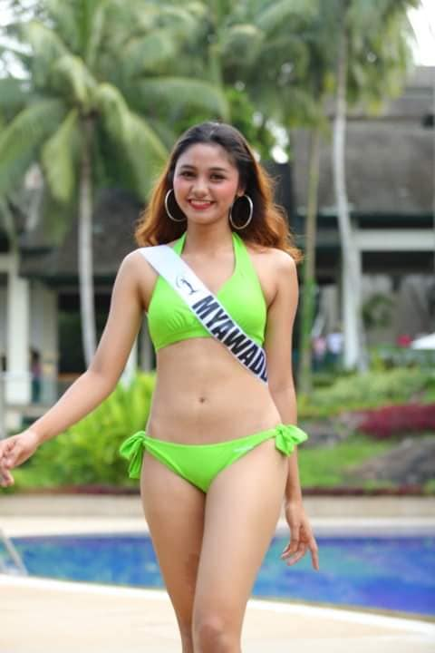 Road to Miss Universe MYANMAR 2019 - Page 5 60561410
