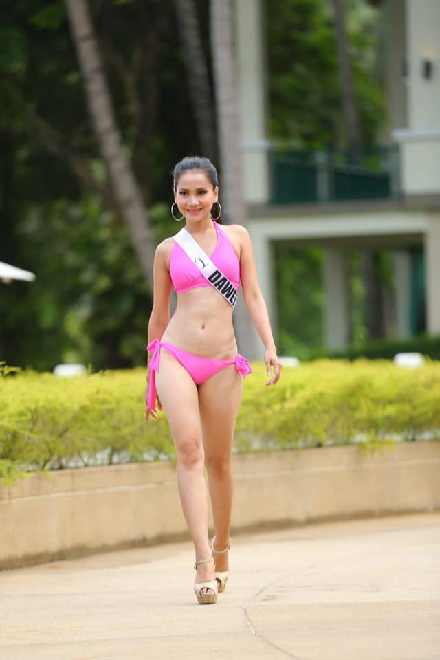 Road to Miss Universe MYANMAR 2019 - Page 5 60630110