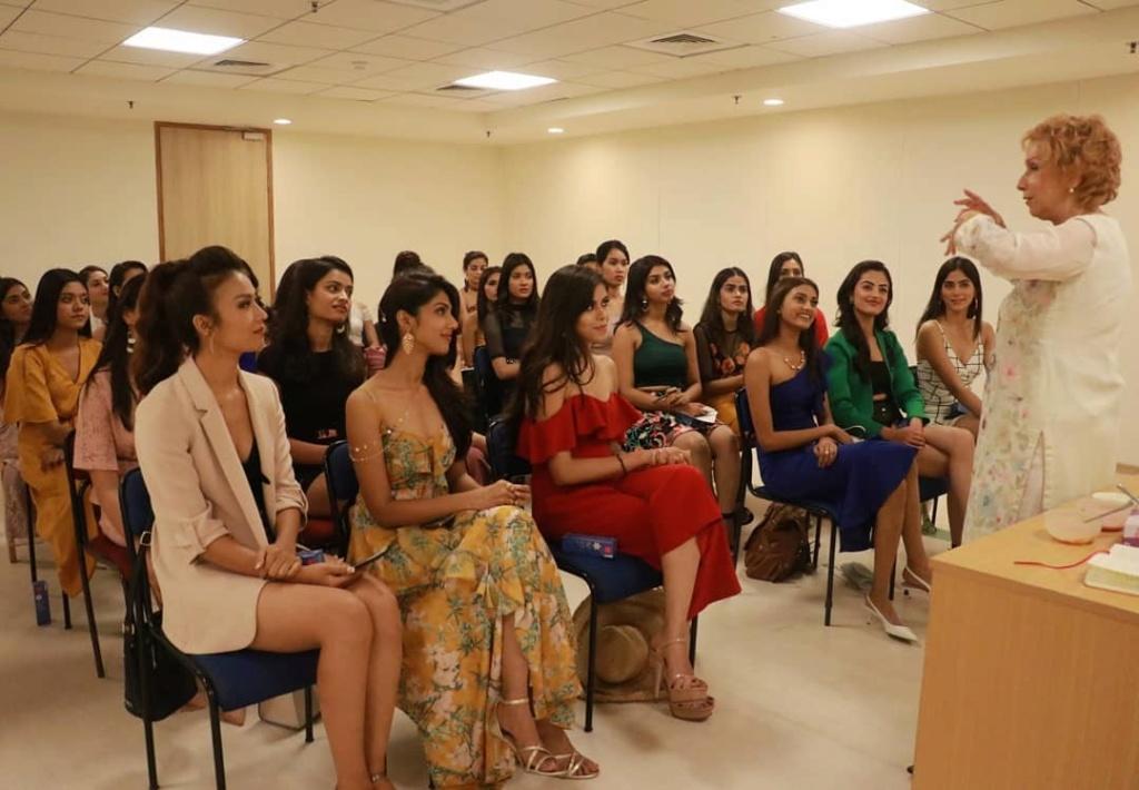 Road to FEMINA MISS INDIA 2019 60727110