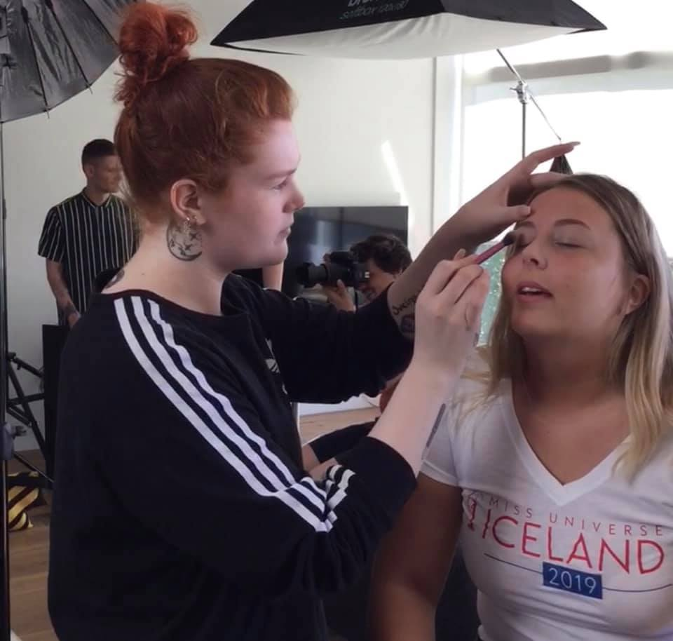Road to Miss UNIVERSE ICELAND 2019 - Page 2 60958810