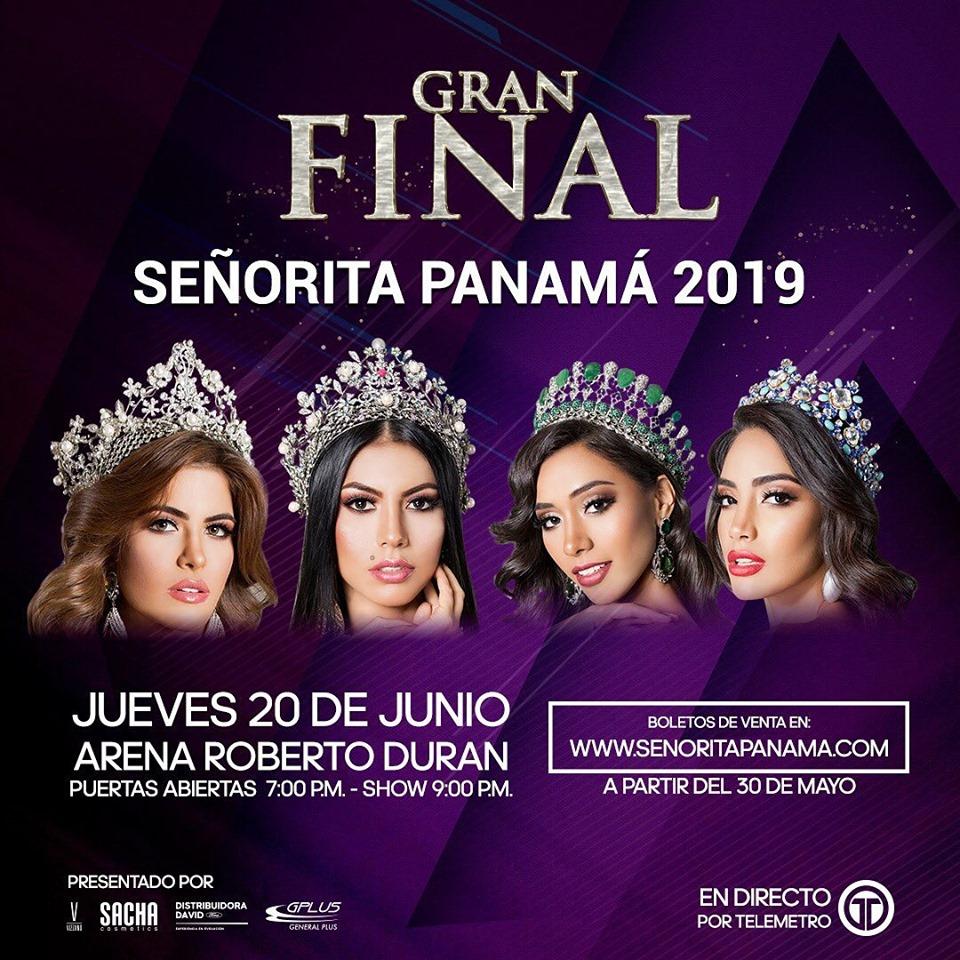 Señorita Panama 2019 is Isla Flamenco - Page 2 61025310
