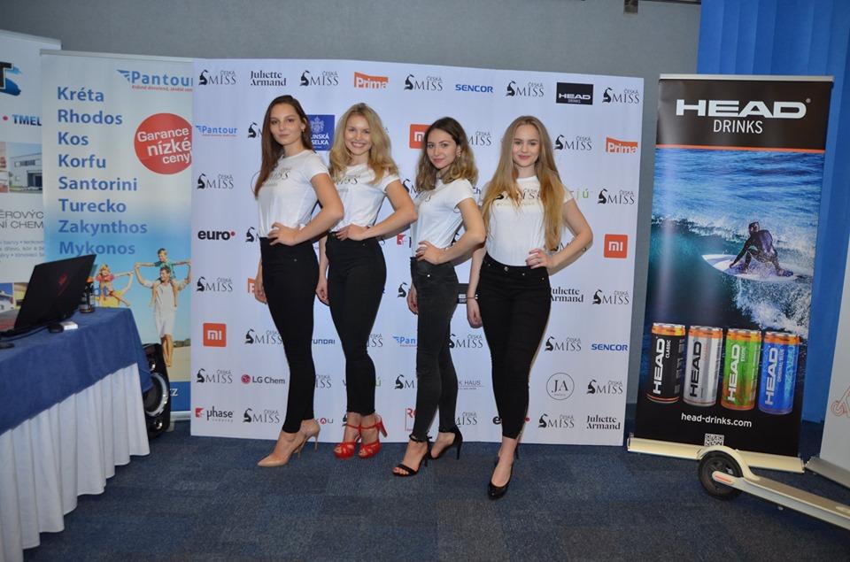 Road to Česká Miss 2019! 61110110