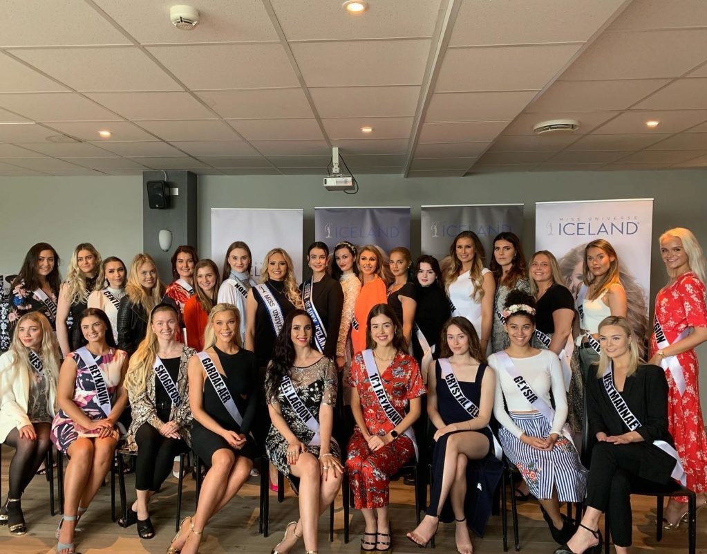 Road to Miss UNIVERSE ICELAND 2019 - Page 2 61171911