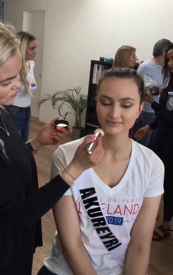 Road to Miss UNIVERSE ICELAND 2019 - Page 2 61178810