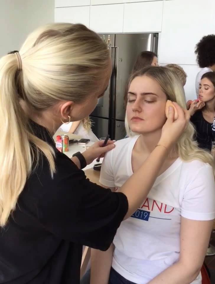 Road to Miss UNIVERSE ICELAND 2019 - Page 2 61180210
