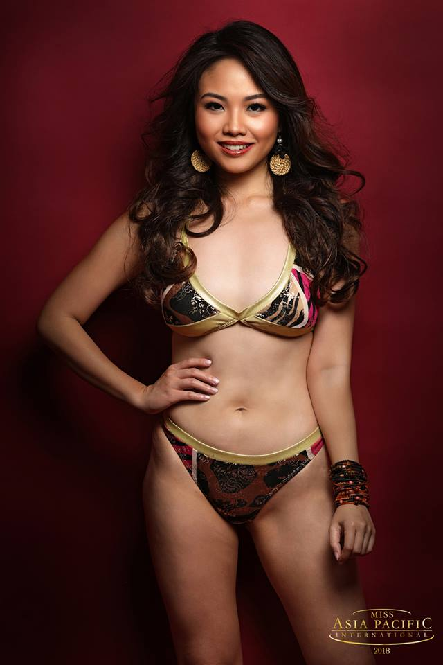 Miss Asia Pacific International 2018 is Sharifa Areef Mohammad Omar Akeel of the PHILIPPINES - Page 3 6127