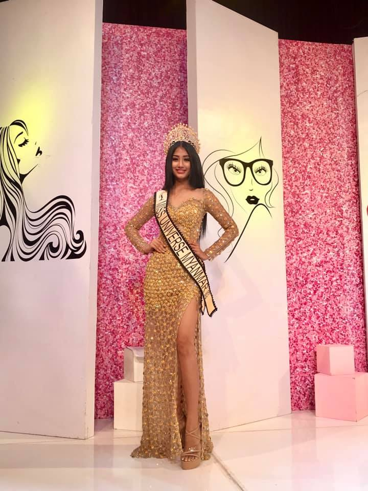 ♔♔♔ ROAD TO MISS UNIVERSE 2019 ♔♔♔ 61502511