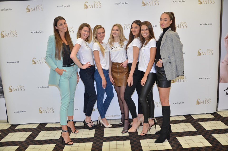 Road to Česká Miss 2019! 61512710