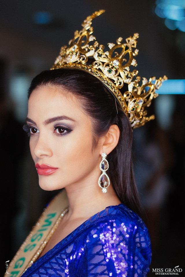 Official Thread of MISS GRAND INTERNATIONAL 2018 - María Clara Sosa - PARAGUAY - Page 4 61546210