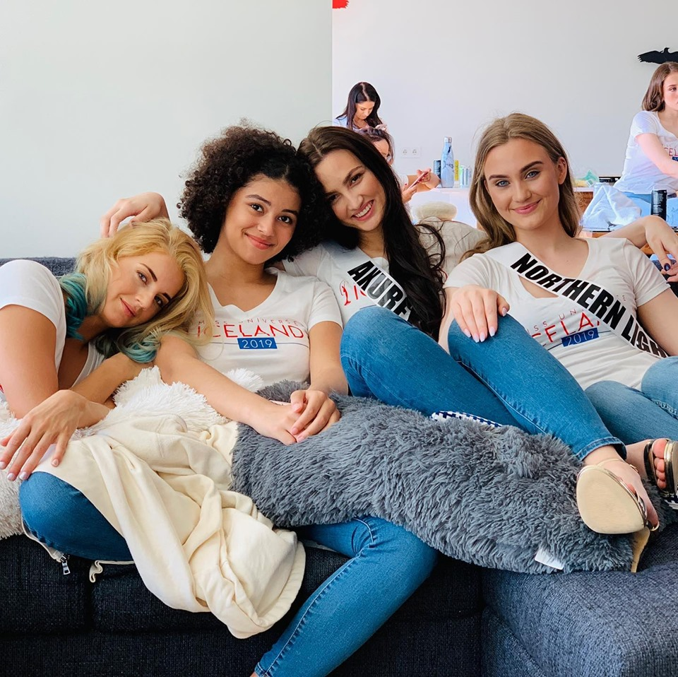 Road to Miss UNIVERSE ICELAND 2019 - Page 2 61558710