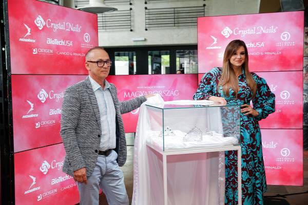 Miss World Hungary 2019 is Krisztina Nagypál  61581910