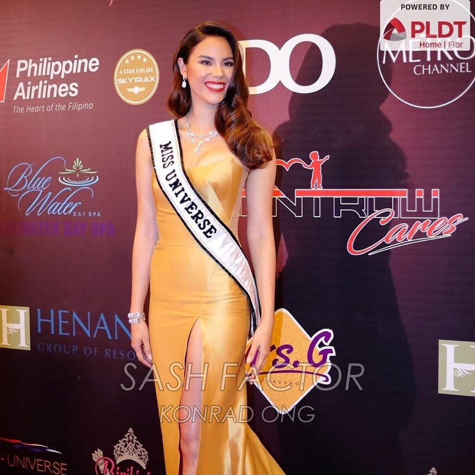 ♔ The Official Thread of MISS UNIVERSE® 2018 Catriona Gray of Philippines ♔ - Page 15 61683410