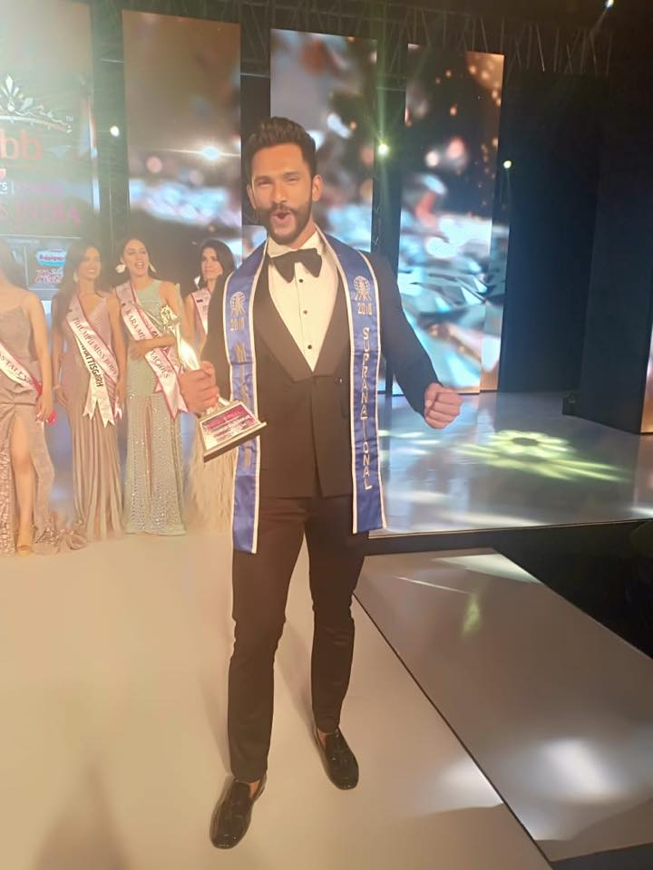 Official Thread of MISTER SUPRANATIONAL 2018: Prathamesh Maulingkarfrom INDIA - Page 2 61729110