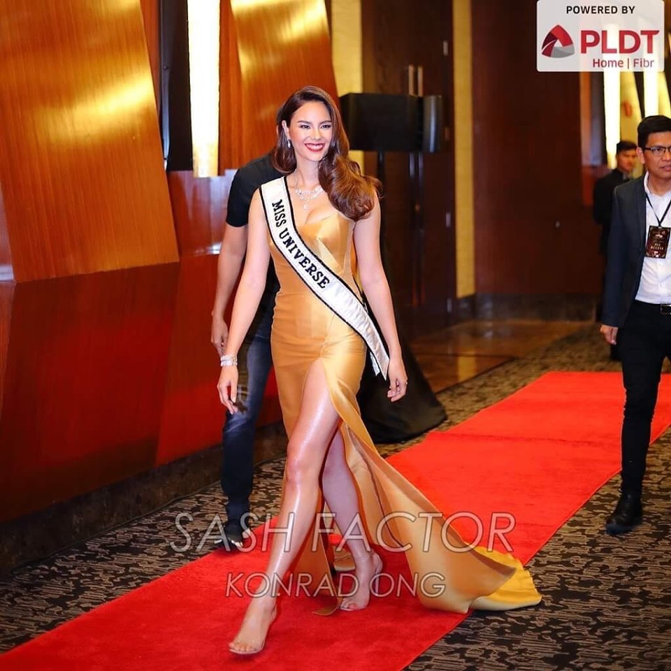 ♔ The Official Thread of MISS UNIVERSE® 2018 Catriona Gray of Philippines ♔ - Page 15 61764010