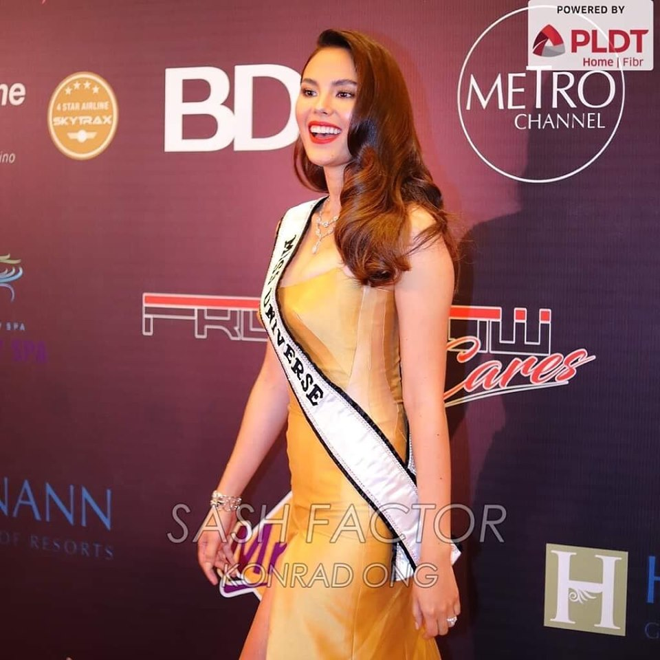 ♔ The Official Thread of MISS UNIVERSE® 2018 Catriona Gray of Philippines ♔ - Page 15 61802312