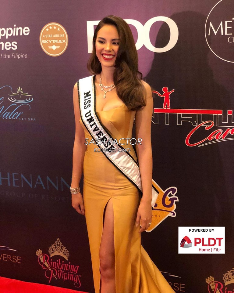 ♔ The Official Thread of MISS UNIVERSE® 2018 Catriona Gray of Philippines ♔ - Page 16 61819011