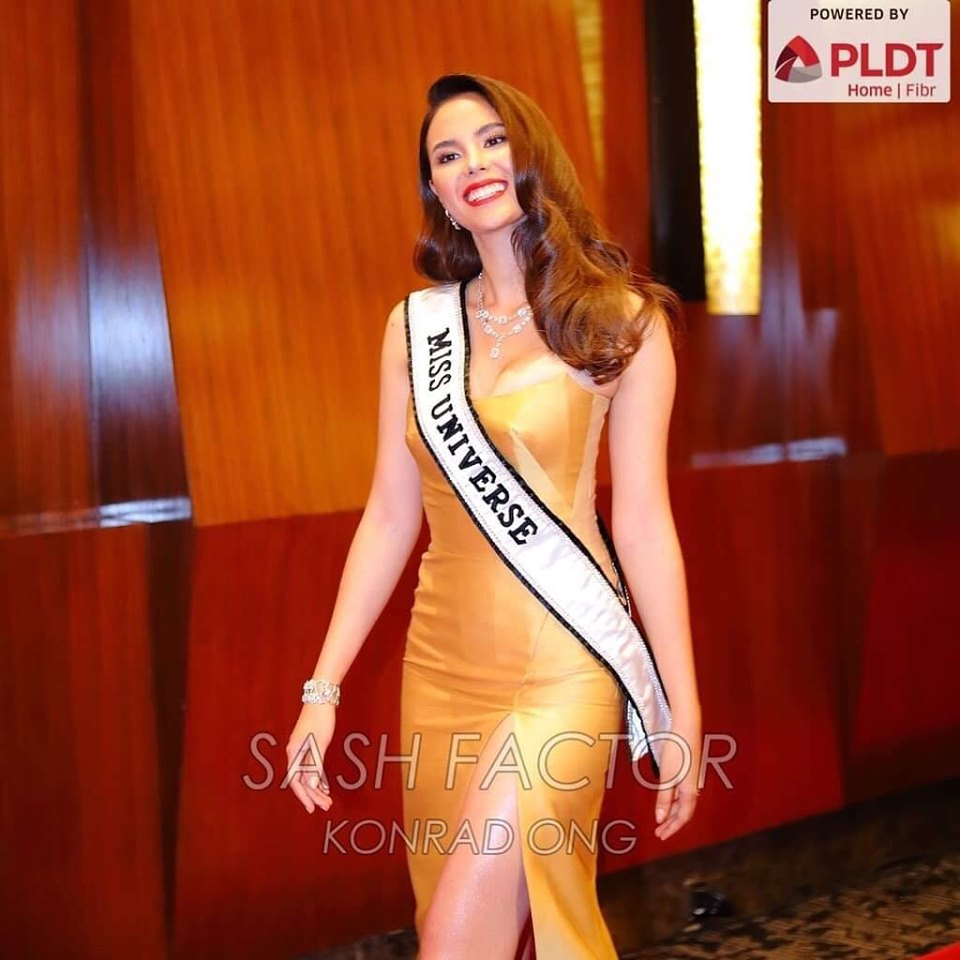 ♔ The Official Thread of MISS UNIVERSE® 2018 Catriona Gray of Philippines ♔ - Page 15 61849910