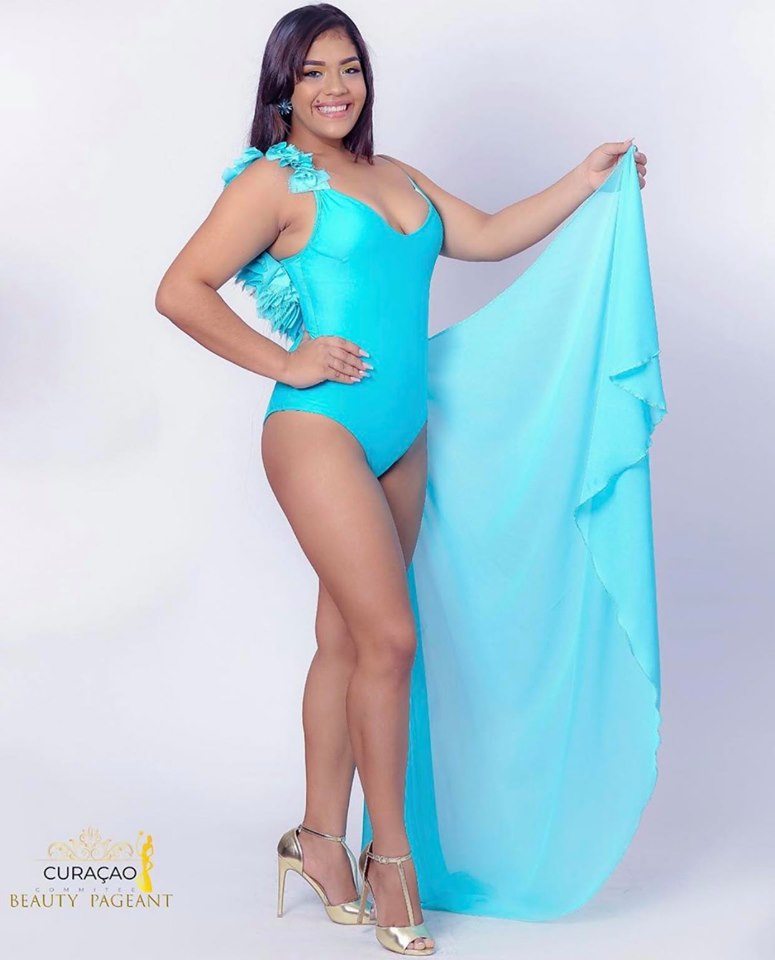Road to Miss Universe Curacao 2019 is Kyrsha Attaf 61853412
