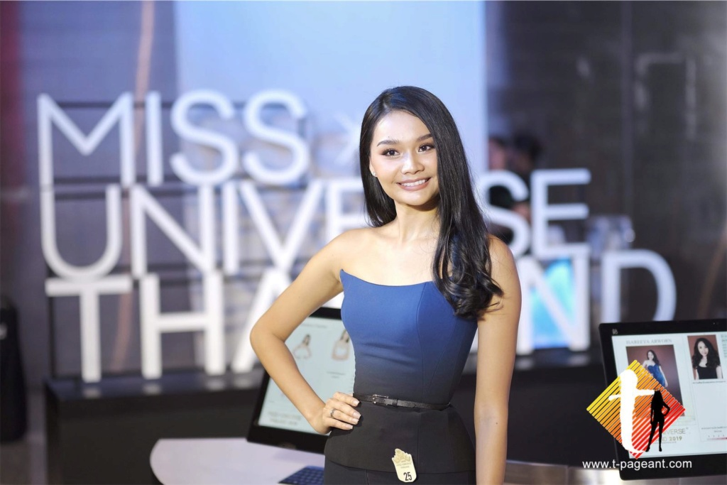 Road to Miss Universe THAILAND 2019! 61893610