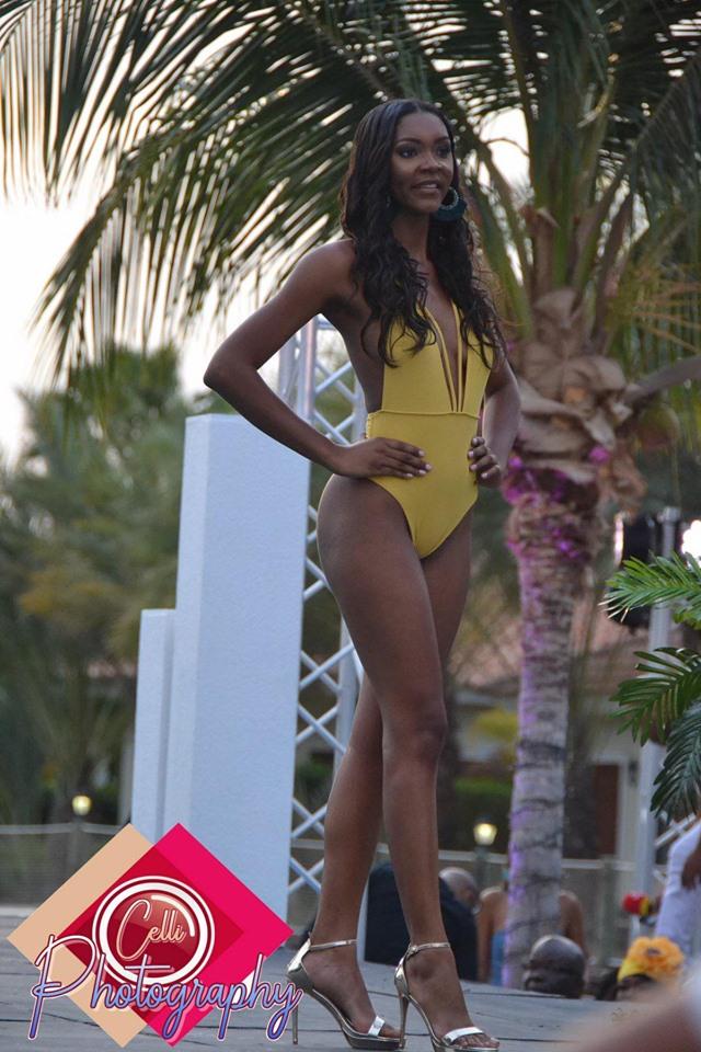 Road to Miss Universe Curacao 2019 is Kyrsha Attaf 61910310