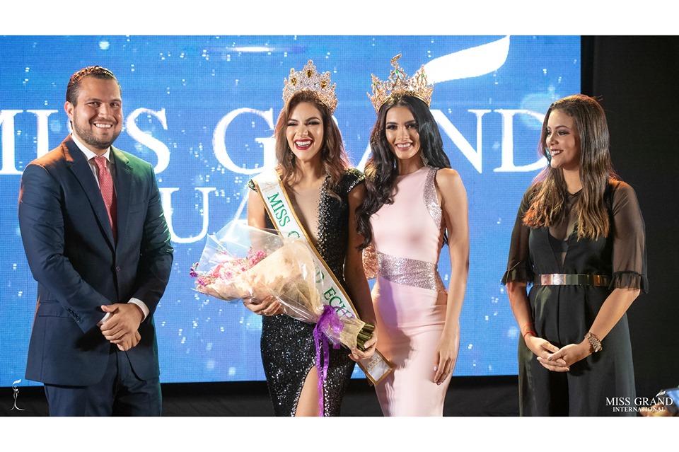 Official Thread of MISS GRAND INTERNATIONAL 2018 - María Clara Sosa - PARAGUAY - Page 4 61925111