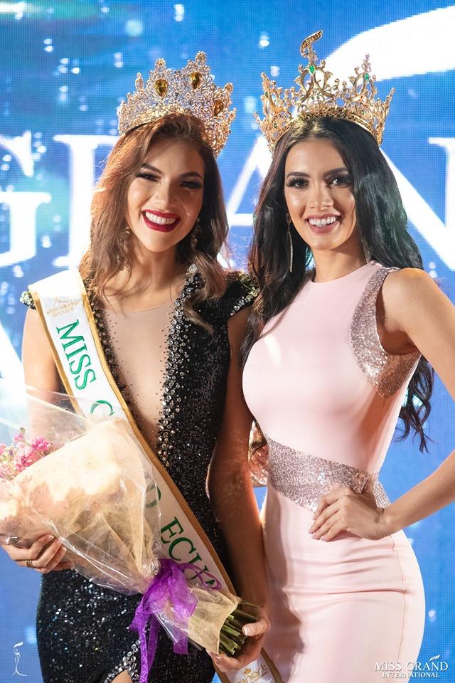 Official Thread of MISS GRAND INTERNATIONAL 2018 - María Clara Sosa - PARAGUAY - Page 4 61926711